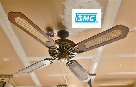 Smc A52 Ceiling Fan (remake) Youtube