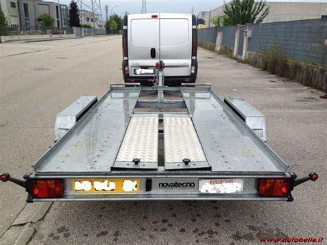 vendo carrello porta auto vendo carrello trasporto auto rally nuovo