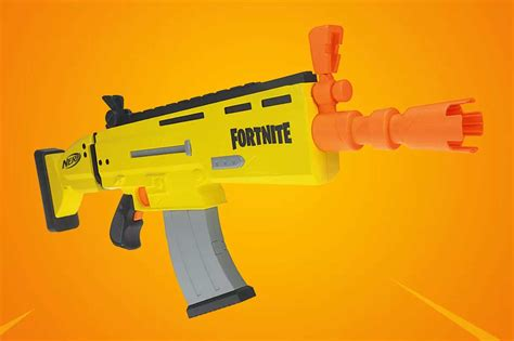 fortnite fn scar nerf rifle launches   legit reviews