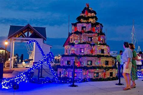best christmas lights in florida holiday attractions attractions in key west
