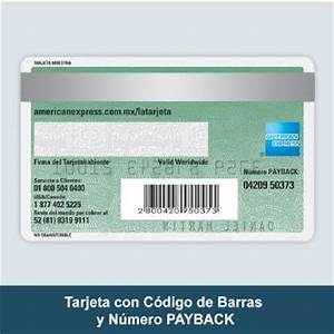 Payback American Express Abrechnung : payback c mo funciona el c digo de barras y n mero payback contenido en tu tarjeta american ~ Themetempest.com Abrechnung