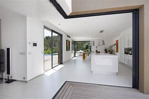 Rideau Baie Vitree : rideaux pour baies vitres handsome cuisine avec grande ~ Premium-room.com Idées de Décoration