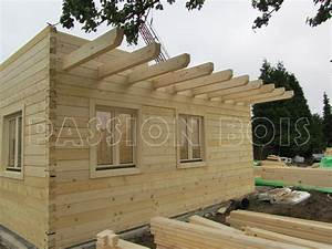 Chalet Bois Kit : chalets bois massif en kit constructeur maison chalet ~ Carolinahurricanesstore.com Idées de Décoration