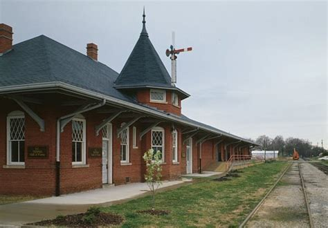 Home Depot West Side by File Southern Railway Combined Depot West Side Of Belton