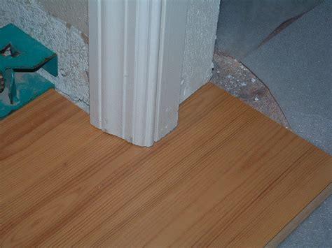 cutting door jambs for laminate flooring jamb saws undercut door casings