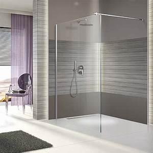 paroi de douche espace aubade With porte de douche coulissante avec salle de bain zen pierre