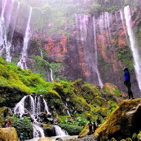ruki world inilah  keindahan air terjun tempat wisata