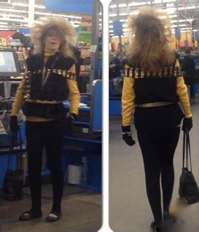 bad hair day and worst dressed at walmart stay classy