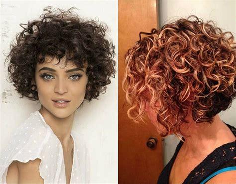 Short Bob Curly Hairstyles
