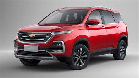 Gm Chevrolet by Gm Launches All New Chevrolet Captiva Turbo In South
