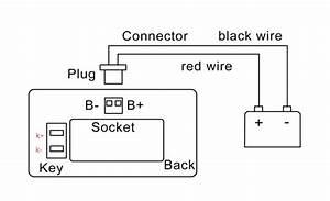 Battery Tester Wiring Diagram : lcd lead acid battery capacity tester gauge panel wiring ~ A.2002-acura-tl-radio.info Haus und Dekorationen