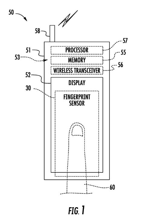 iPhone 5S fingerprint sensor could be built into the display