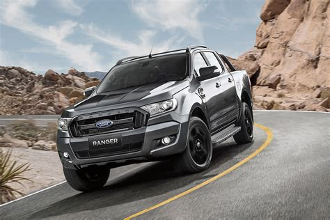 ford ranger limited edition fx added  model