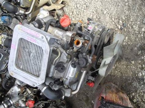 nissan navara 2009 engine nissan navara yd25 133ps engines from a giannakidis greece