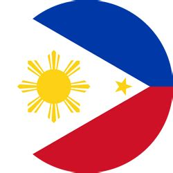 philippines flag vector country flags