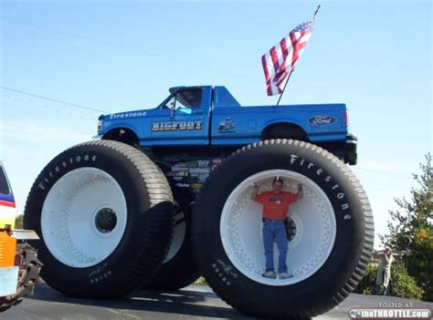 original bigfoot monster bigfoot truck 7 thethrottle