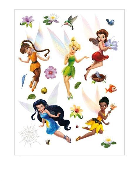 disney fairies maxi stickers muraux f 233 e clochette 42 5x65cm disney fairies f 233 e clochette
