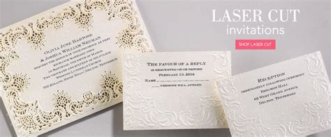 Types of Wedding Invitations Invitations By Dawn