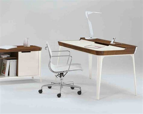 contemporary bureau desk modern furniture office furniture