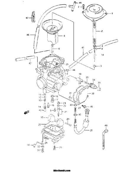Suzuki Ozark Fuse Box by Wiring Diagrams For Suzuki King 300
