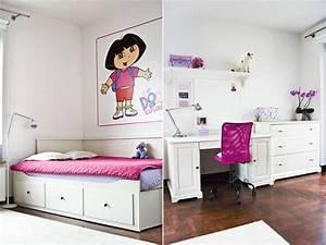 Kinderzimmer Schrank Mädchen : kleines kinderzimmer einrichten 56 ideen f r rauml sung ~ Indierocktalk.com Haus und Dekorationen