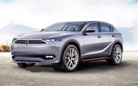 New Dodge Challenger 2020 by 2020 Dodge Journey Redesign Dodge Challenger