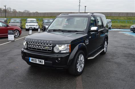 Used 2018 Land Rover Discovery 4 Tdv6 Hse 30 Diesel Auto