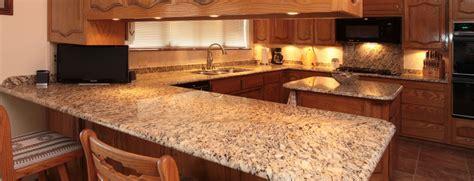 Granite Countertops For Kitchen & Bathroom  View Colors