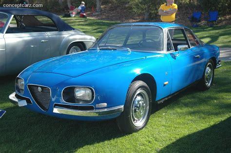 1965 Alfa Romeo 2600 Conceptcarzcom