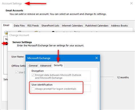 Office 365 Mail Keeps Asking For Password by When Using Outlook Windows Security Keeps Asking For My