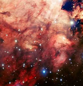 See a zoomed video of the Omega Nebula, star birthplace ...