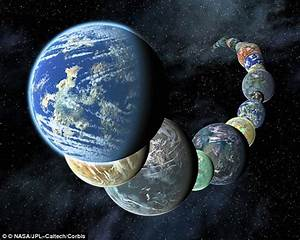 Astronomers 'hit the jackpot' by finding THREE Earth-sized ...