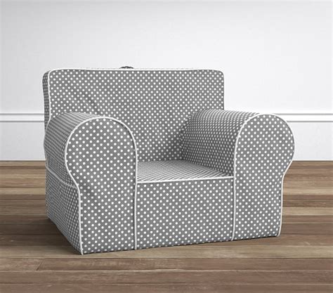 pin dot anywhere chair slipcover oversized anywhere chair replacement slipcover pottery