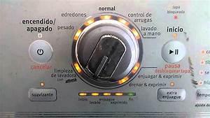 Lavadora Maytag Modo De Calibraci U00f3n