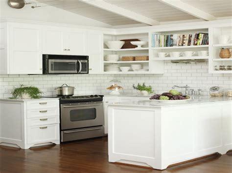 white kitchen tile ideas kitchen backsplash ideas white subway tile backsplash