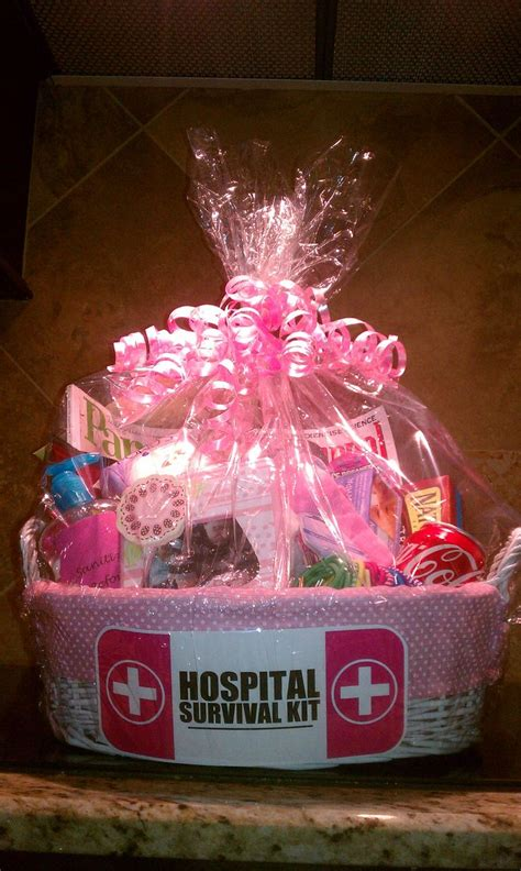 Baby Shower Kid by Hospital Survival Kit Got The Idea Here On