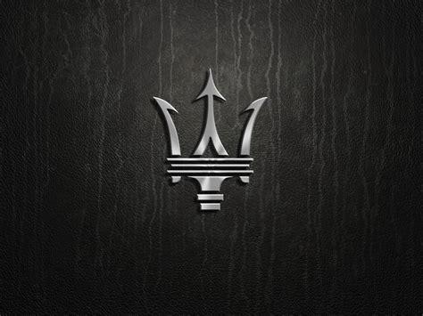 Maserati Logo Wallpaper By Adamoo133