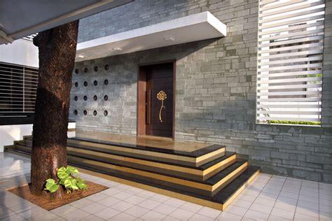 The Wall House Dipen Gada And Associates