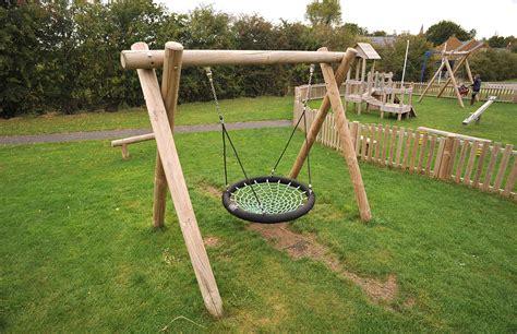 Play Swing by Nest Swing Playground Swings Playground Equipment