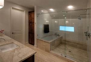 Clever Design Ideas  The  U2018bath Tub In The Shower U2019
