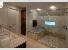 Clever Design Ideas The 'Bath Tub in the Shower' Drench