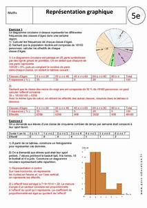 Repr U00e9sentation Graphique - Exercices Corrig U00e9s