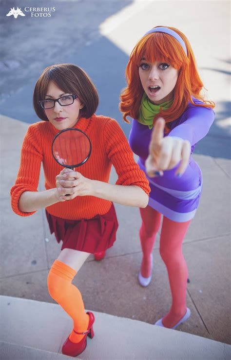 Daphne And Velma Cosplay By Uncannymegan On Deviantart