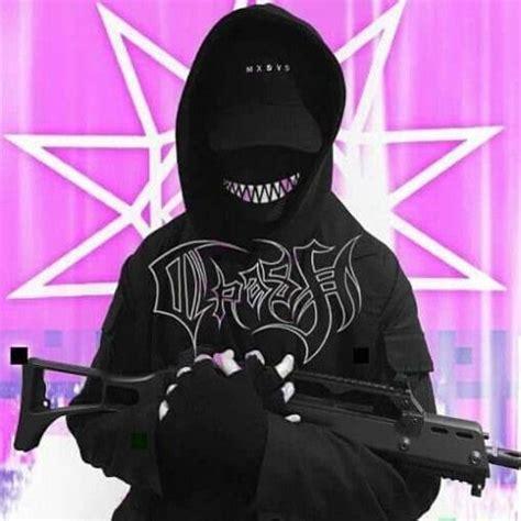 Rotting Power By Ozone Trash Art Black Anime Characters