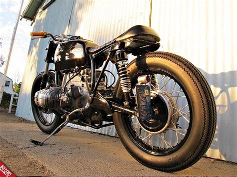 Vintage Bmw Brat Style Bike