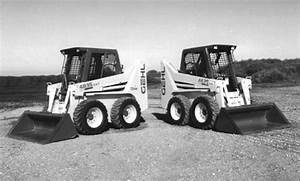 Gehl Sl4635 Sl4835 Skid Loaders Service Repair Manual Download