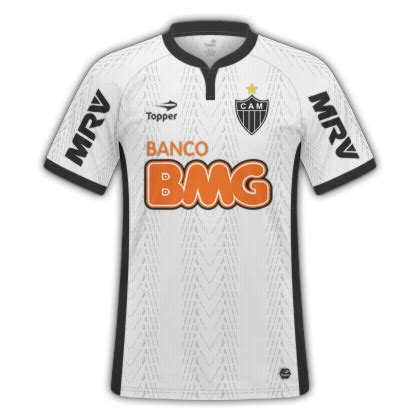 Club atlético minero is a peruvian football club based in matucana, located in the department of lima. PDR Camisas: Atlético Mineiro Home & Away 2012-13 / Topper