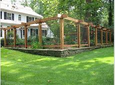 Fencing Trellis Enclosures Traditional Landscape