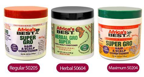 Africa's Best Super Gro Hair & Scalp Conditioner 5.25 Oz