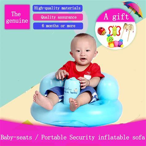 siege haute bébé gonflable chaise haute promotion achetez des gonflable